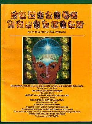 MEDICINA HOLISTICA. Año IV, nº 23 (octubre: CABAL RIERA, Fernando