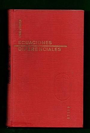 ECUACIONES DIFERENCIALES PARA INGENIEROS Y CIENTIFICOS.: LAMBE, C. G.