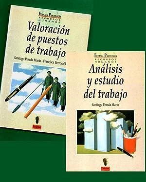 VALORACION DE PUESTOS DE TRABAJO. + ANALISIS: PEREDA MARIN, Santiago