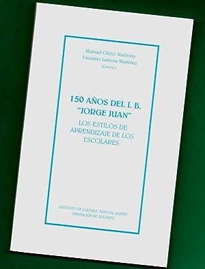150 AÑOS DEL I.B. JORGE JUAN : OLIVER NARBONA, Manuel