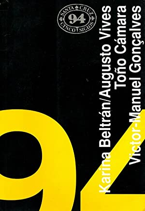 KARINA BELTRAN / AUGUSTO VIVES, TOÑO CAMARA, VICTOR-MANUEL GONÇALVES. [Karina ...