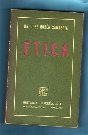 ETICA. (Ética): SANABRIA, José Rubén