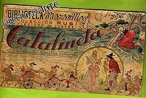 CATALINETA. (Biblioteca Maravillas. Colección Rubí).: COTARELO, Emilia