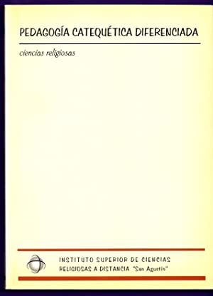 PEDAGOGIA CATEQUETICA DIFERENCIADA.: AA.VV.