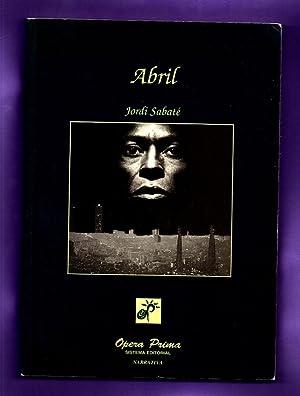 ABRIL.: SABATE I MARTI,
