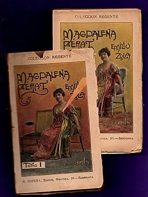 MAGDALENA FERAT. (en 2 tomos): ZOLA, Emile (Emilio)