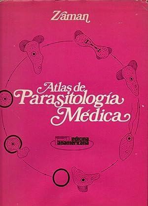 ATLAS DE PARASITOLOGIA CLINICA. [Atlas de parasitología médica]: ZAMAN, Viqar [V. Zaman]