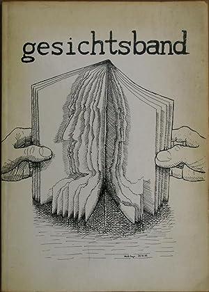 Gesichtsband. Gedichte von: Michael Stöppler, Luise, Claus: Stöppler, Michael u.