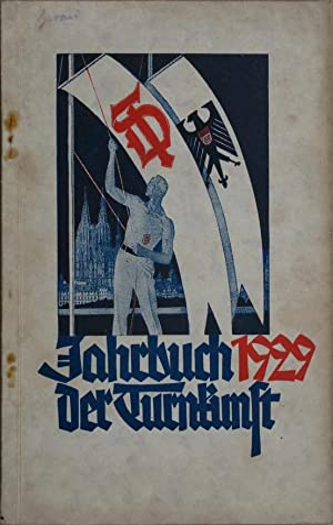 Jahrbuch der Turnkunst. Jahrbuch der Deutschen Turnerschaft: Wiedemann, Franz Paul