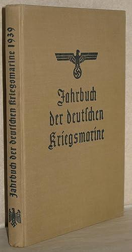 Jahrbuch der deutschen Kriegsmarine 1939. 4. Jahrgang.: Gadow, Reinhold (Bearb.)