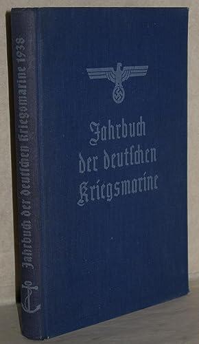 Jahrbuch der deutschen Kriegsmarine 1938. 3. Jahrgang.: Gadow, Reinhold (Bearb.)