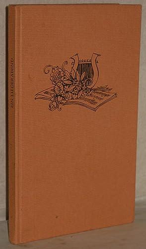 Ein Liederabend. Zeichnungen und Verse von einer: Schleicher & Schüll