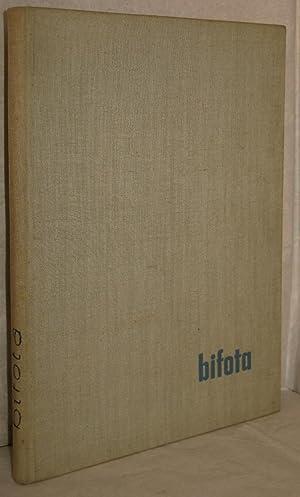 bifota-bilder. Ein Bildkatalog der 1. Berliner Internationalen: Bronowski, Heinz (Hrsg.)