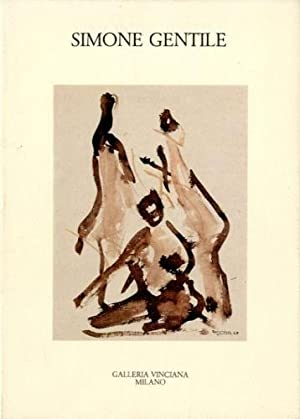 Gentile) Simone Gentile. Disegni e dipinti: Cavallo, Luigi
