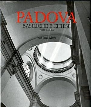 Padova. Basiliche e chiese (Veneto).