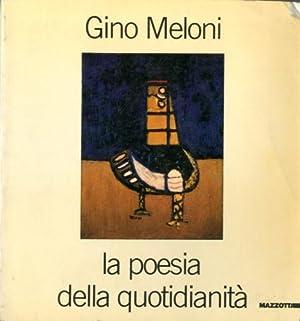 Meloni) Gino Meloni. La poesia della quotidianita': Caramel, Luciano