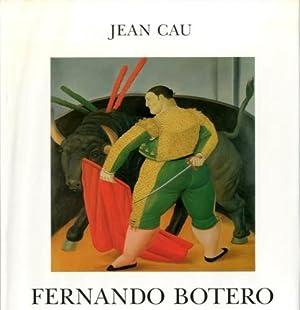 Botero) Fernando Botero. La corrida: Cau, Jean