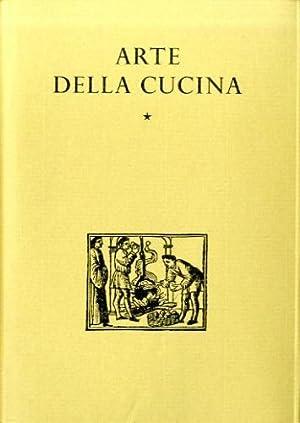 Arte della cucina. Libri di ricette, testi: Faccioli, Emilio