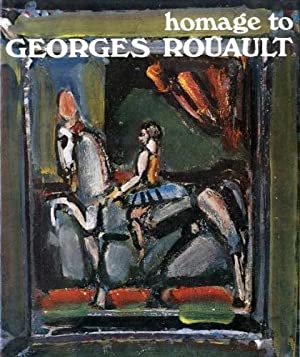 Rouault) Homage to Georges Rouault.