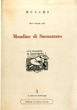 Dieci disegni sulle mondine di Sannazzaro.: Mucchi, Gabriele