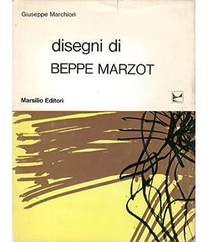 Marzot) Disegni di Beppe Marzot.: Marchiori, Giuseppe