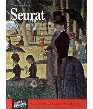 Seurat) L'opera completa di Seurat.: Minervino, Fiorella