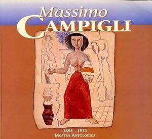 Campigli) Massimo Campigli. 1895-1971 mostra antologica