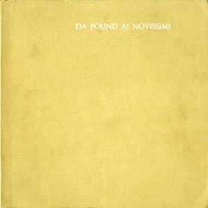 Da Pound ai Novissimi. Profilo per un'antologia di poeti del Pesce d'Oro