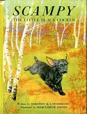 Scampy. The little black cocker: L'Hommedieu, Dorothy K.