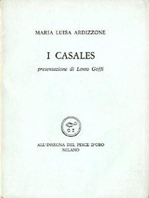 I Casales.: Ardizzone, Maria Luisa