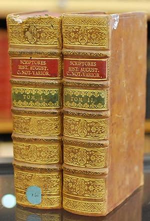 Historiae Augustae scriptores VI. Aelius Spartianus, Vulc.