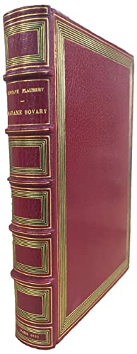 Madame Bovary. Compositions de Alfred de Richemont: FLAUBERT (Gustave)