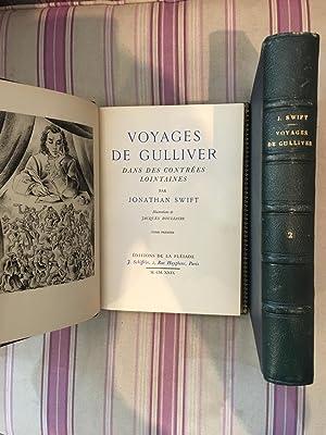 Voyages de Gulliver dans des contrées lointaines.: SWIFT (Jonathan)