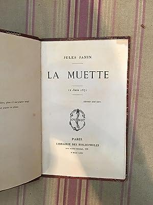 La Muette-12 juin 1871.: JANIN (Jules)