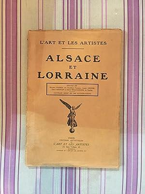 L'art et les artistes - Alsace et Lorraine.: COLLECTIF