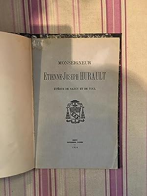 Monseigneur Etienne-Joseph Hurault, Évêque de Nancy et de Toul.: ANONYME