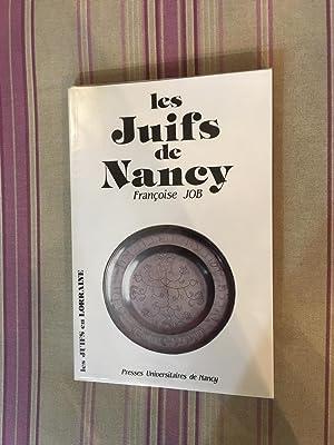 Les juifs de Nancy.: JOB (Françoise)
