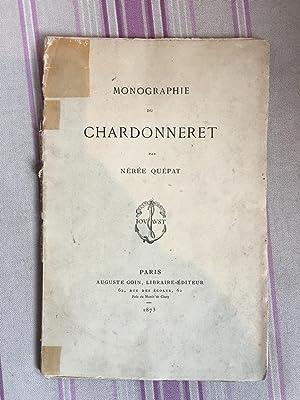 Monographie du chardonneret.: QUEPAT (Néré), PAQUET (René)