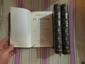 Histoire de la vie et des doctrines de Luther.: AUDIN (J. M.)