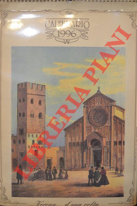 Calendario 1996.Verona D Una Volta Calendario 1996