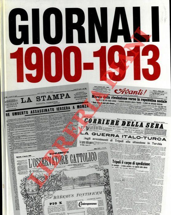 Giornali 1900 1913 l 39 italia liberale libreria piani gi naturalistica snc - Giornali arredamento casa ...