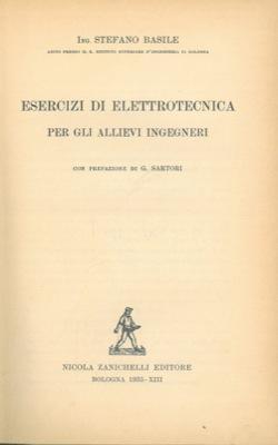 Esercizi di Elettrotecnica  Volume X: 20 esercizi sui sistemi polifase (Elettrotecnica generale e Macchine elettriche) (Italian Edition)