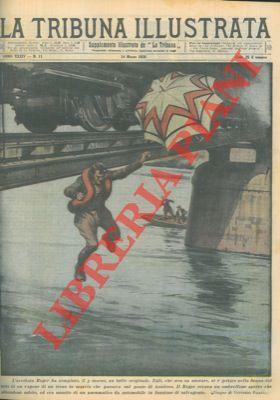 L'acrobata Roger si tuffa da un treno: Pisani V. -