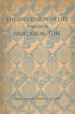 The succession of life through geological time.