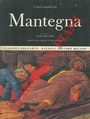L'opera completa del Mantegna.: GARAVAGLIA Niny -