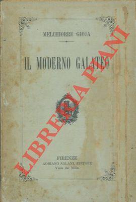 Il moderno galateo.: GIOJA Melchiorre -