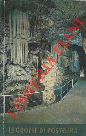 Le grotte di Postojna. Il cavernone di: HABE' France -