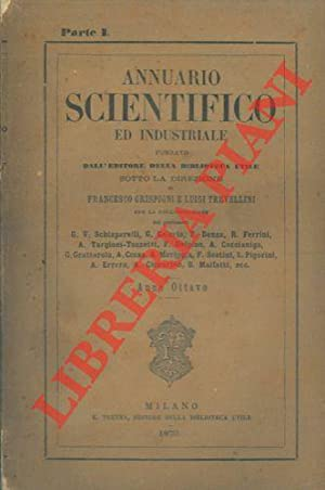 Annuario scientifico ed industriale 1871.