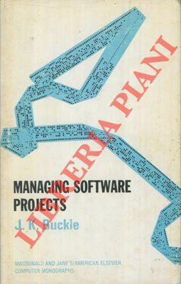 Managing software projects.