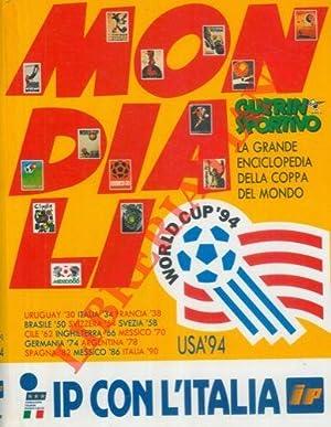 Mondiali. World Cup '94. La grande enciclopedia: LANZARINI Alessandro) -